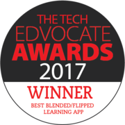 The Tech Edvocate Award Winner 2017: Best Blended/Flipped Learning App